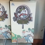 Disney Garden Stake - Epcot Flower and Garden 2019 Mickey's Seed Co.