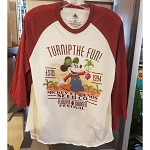 Disney Adult Shirt - Epcot Flower and Garden 2019 Mickey Seed Co. Raglan
