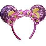 Disney Ears Headband - Epcot Flower and Garden 2019 Violet Lemonade