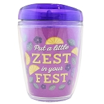 Disney Tumbler - Epcot Flower and Garden 2019 Violet Lemonade