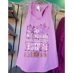 Disney Adult Shirt - Epcot Flower and Garden 2019 Figment Tank