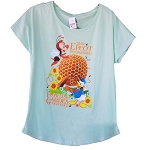 Disney Adult Shirt - Epcot Flower and Garden 2019 Spike and Donald Tee
