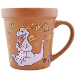 Disney Coffee Cup Mug - Epcot Flower and Garden 2019 Figment Passholder