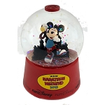 Disney Snowglobe - WDW Marathon Weekend 2019