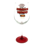 Disney Wine Glass - Walt Disney World Marathon Weekend 2019