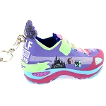 Disney Keychain - Disney Princess Half Marathon Weekend - Sneaker - 2019
