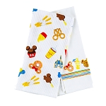 Disney Kitchen Dish Towels - Park Food Icons - Set of 2