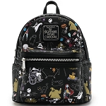 Disney Loungefly Mini Backpack - Nightmare Before Christmas