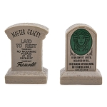 Disney Salt and Pepper Shakers - Haunted Mansion Tombstones