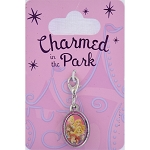Disney Dangle Charm - Charmed In The Park - Disney Princess Portrait