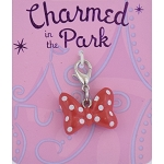 Disney Dangle Charm - Charmed In The Park - Minnie's Bow