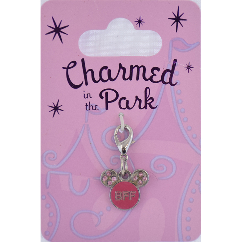 Disney Dangle Charm - Charmed In The Park - BFF Mickey Icon