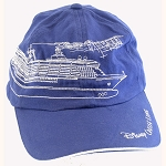 Disney Hat - Disney Cruise Line - Disney Dream