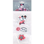 Disney Patch Set - Epcot Flower and Garden Festival 2019 - Minnie Blooms