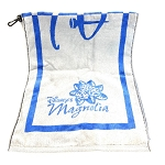 Disney Golf Towel - Disney's Magnolia and Palm - Blue & Gray