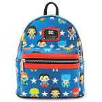 DC Loungefly Mini Backpack - Justice League Cuties