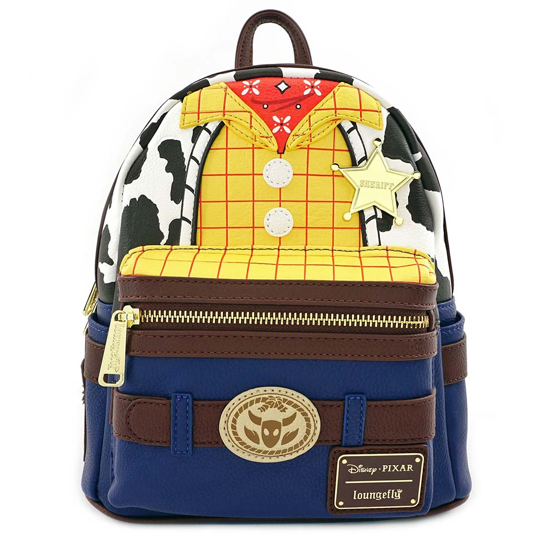 Loungefly Disney Pixar Toy Story 4 Characters Mini Backpack NWT