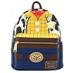 Disney Loungefly Mini Backpack - Toy Story 4 Sheriff Woody Cosplay