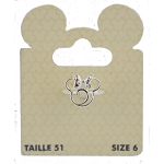 Disney Ring - Minnie Mouse Icon - Swirl