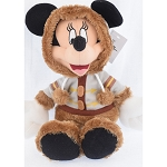 Disney Plush - Alaskan Minnie Mouse - Disney Cruise Line - 9''