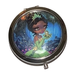 Disney Pocket Mirror - Jasmine Becket Griffith - Tiana