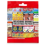 Disney Mystery Pin - Delicious Drinks - Set of 16