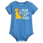 Disney Baby Bodysuit - Simba - The Lion King