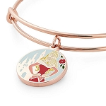 Disney Alex & Ani Bracelet - Aurora True Love Conquers All