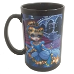 Disney Coffee Cup Mug - Jasmine Becket Griffith Cinderella
