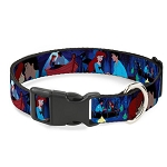 Disney Designer Breakaway Pet Collar - Ariel and Prince Eric - Boat Scene