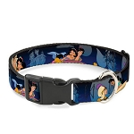 Disney Designer Breakaway Pet Collar - Jasmine and Aladdin