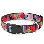 Disney Designer Breakaway Pet Collar - Sleeping Beauty and Prince - Dancing