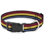 Disney Designer Breakaway Pet Collar - Captain Marvel