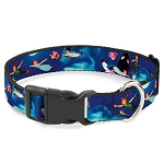 Disney Designer Breakaway Pet Collar - Peter Pan Flying