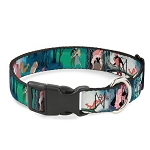 Disney Designer Breakaway Pet Collar - Sleeping Beauty - Classic Woods Scene