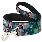 Disney Designer Pet Leash - Sleeping Beauty - Classic Woods Scene
