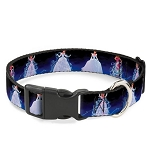 Disney Designer Breakaway Pet Collar - Cinderella Transformation