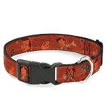 Disney Designer Breakaway Pet Collar - Pinocchio Wooden Boy