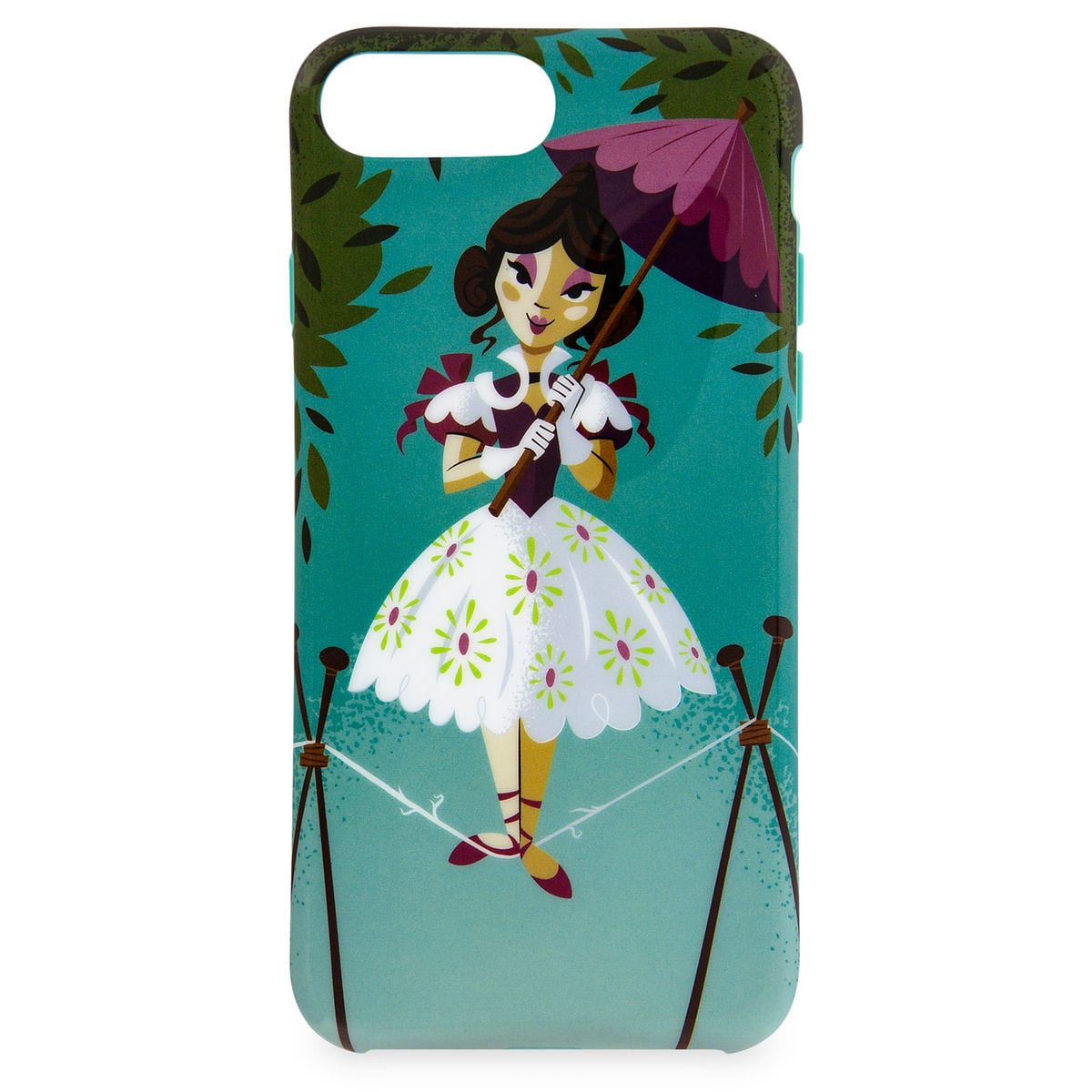 Disney iPhone 8/7/6s PLUS Case - The Haunted Mansion Tightrope Walker