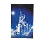 Disney Postcard - Cinderella's Winter Dream