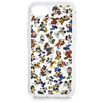 Disney OtterBox iPhone 8 Case - Mickey Mouse Celebration - Through the Years