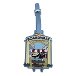 Disney Luggage Tag - Boardwalk Resort Logo