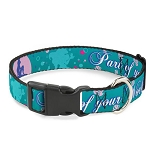 Disney Designer Breakaway Pet Collar - Little Mermaid Silhouette - Part of your World