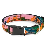 Disney Designer Breakaway Pet Collar - Lion King - Simba and Nala