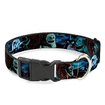 Disney Designer Breakaway Pet Collar - Santa Jack - Nightmare Before Christmas