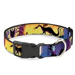 Disney Designer Breakaway Pet Collar - Maleficent and her Dragon Form