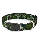 Disney Designer Breakaway Pet Collar - Rex Silhouette