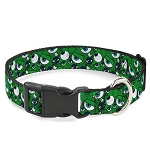 Disney Designer Breakaway Pet Collar - Monsters Inc. - Eye Collage