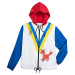 Disney Women's Jacket - The Fox and the Hound Windbreaker