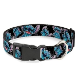 Disney Designer Breakaway Pet Collar - Stitch - Sketch